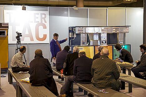 C&R 2019 propone un amplio abanico de demostraciones prácticas y formativas en su Taller TAC