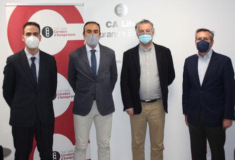 CA Life y Club Català de Corredors d'Assegurances (CCC) renuevan su acuerdo de colaboración hasta 2022