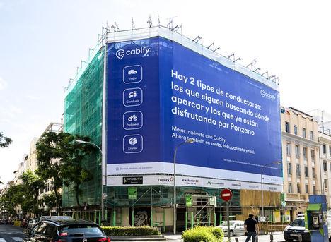 La última campaña de Cabify muestra las alternativas de movilidad de su app para acabar con el abuso del vehículo particular en la ciudad