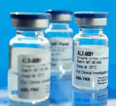 El New England Journal of Medicine publica resultados positivos sobre el ensayo clínico pivotal de Cablivi® (caplacizumab) para un trastorno poco frecuente de la coagulación sanguínea