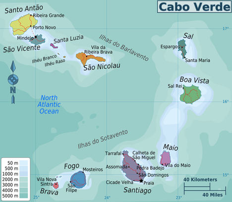 Cabo Verde, el paraíso de África