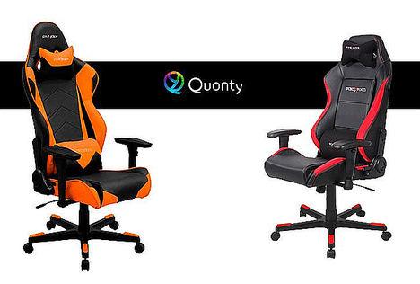Cada vez más jugadores profesionales compran su silla gaming en Quonty