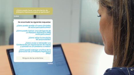 CaixaBank crea un asistente virtual basado en inteligencia artificial para dar apoyo a todos los empleados de su red