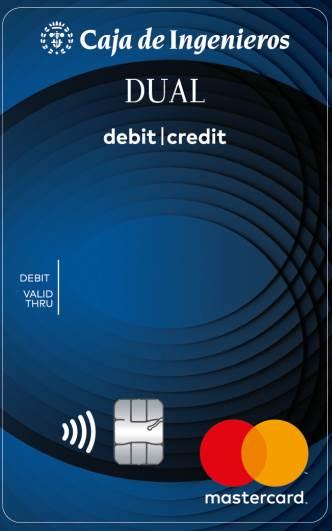 Caja de Ingenieros lanza la primera tarjeta débito-crédito de Mastercard en España