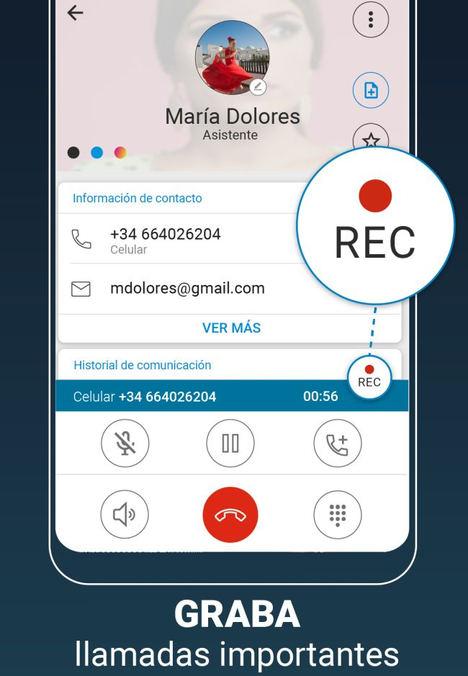 Ahora podemos grabar las conversaciones con nuestro Smartphone legalmente