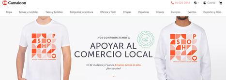 Camaloon lanza campaña en apoyo a los negocios locales de tu ciudad