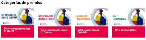 La Cámara Franco-Española abre la convocatoria para la XIII edición de sus Premios Empresariales