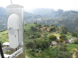Fibra Aérea, Internet de alta velocidad en cualquier lugar