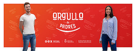 """Grupoidex y la Universidad Rey Juan Carlos presentan la campaña de concienciación """"orgullo de padres"""""""