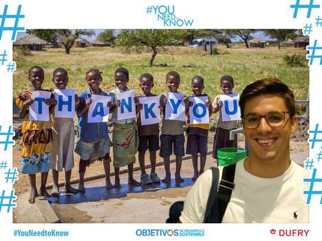 Dufry y Naciones Unidas lanzan #YouNeedToKnow, el hashtag sostenible que donará 10.000 euros si es compartido 1 millón de veces