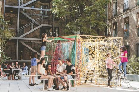 Campamentos urbanos de verano para desarrollar la creatividad