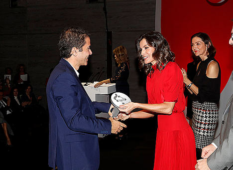 Camper recibe el Premio Nacional Honorífico de la Industria de la Moda 2018 de la mano de S.M la Reina Doña Letizia