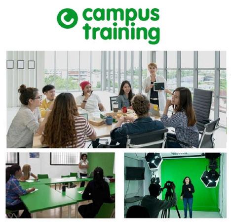 INVESTINDUSTRIAL entra en el capital de Campus Training, líder español en educación y formación profesional