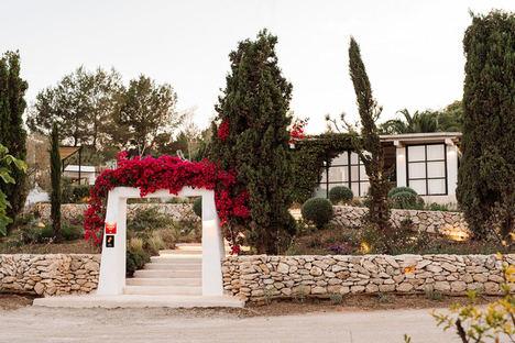 Can Domo, el oasis de la gastronomía y de la calma en Ibiza