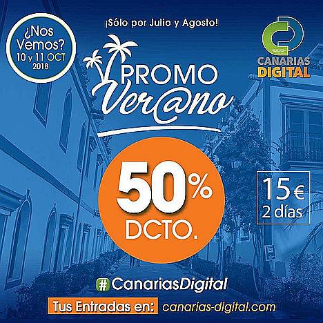 Canarias Digital aterriza en la capital tinerfeña apostando una vez más por la innovación