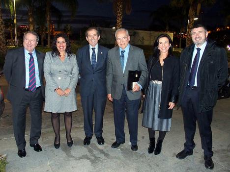 Cano Bueso, Jurado, Lara, Guerra, Atencia y Rodríguez-Vergara.