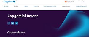 Capgemini Invent en España gana un contrato de consultoría de la Oficina de Propiedad Intelectual de la Unión Europea
