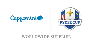 Capgemini y la Ryder Cup anuncian un acuerdo de colaboración por seis años
