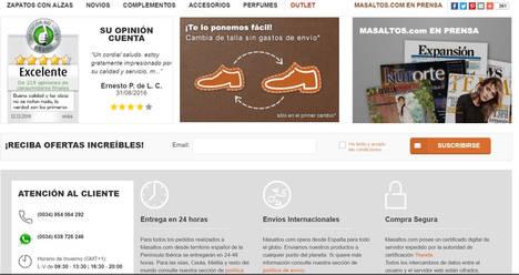 Masaltos.com crea en Whatsapp un canal de comunicación con sus clientes en 8 idiomas