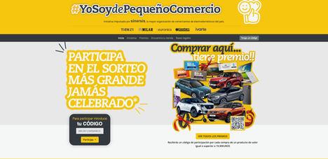 Sinersis lanza la campaña #YoSoydePequeño Comercio
