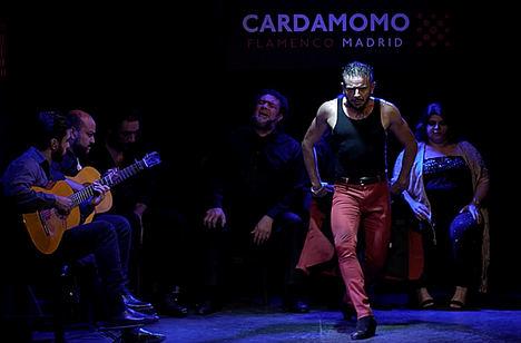 Dos grandes del flamenco se dan cita en el mejor tablao de Madrid