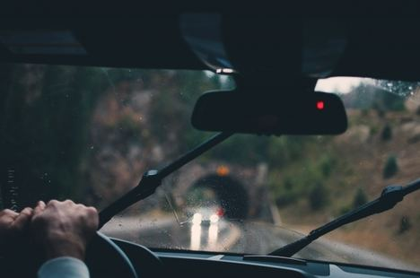 Diez consejos de Carglass para mejorar la visibilidad con lluvia