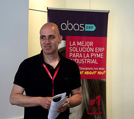 Carles Salvador, Director Producción Gerente DECORDAL.