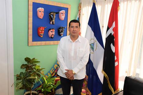 Carlos Antonio Midence, Embajador de Nicaragua en España.