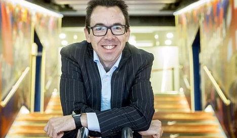 Carlos Cendrós, nuevo director del área de People de Desigual