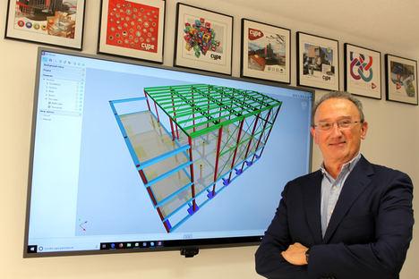Carlos Fernández, director técnico de CYPE.
