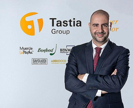 Tastia Group incorpora a Carlos García Barroso nuevo director general para Benfood