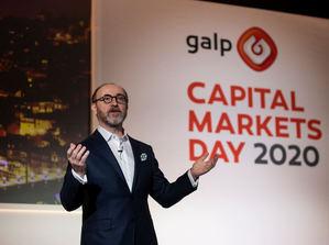 Carlos Gomes da Silva, CEO Galp.