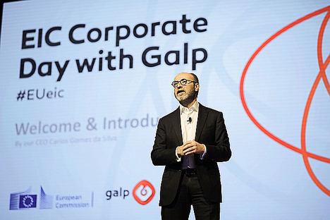 Carlos Gomes da Silva, CEO de Galp.