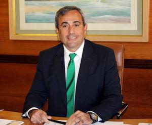 Carlos Javier Santos García, Director General de Ibermutua.