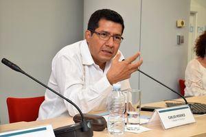 Carlos Midence, Embajador de Nicaragua en España.