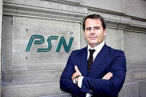 Carlos Monfort, Grupo PSN.