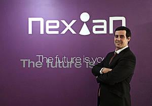 Carlos Sánchez, director general de Nexian Ciudad Real.