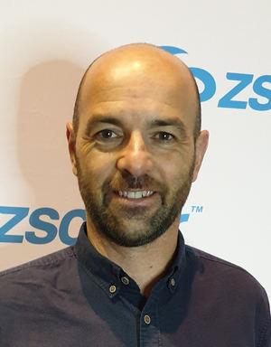 Carlos Vázquez,  Zscaler.