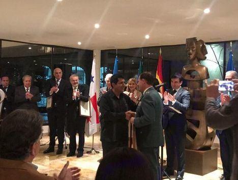 La Fundación Carlos III nombra Miembro de Mérito al Embajador de Nicaragua en España