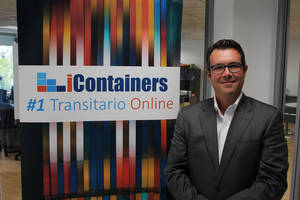 Carlos del Corral, country manager iContainers.