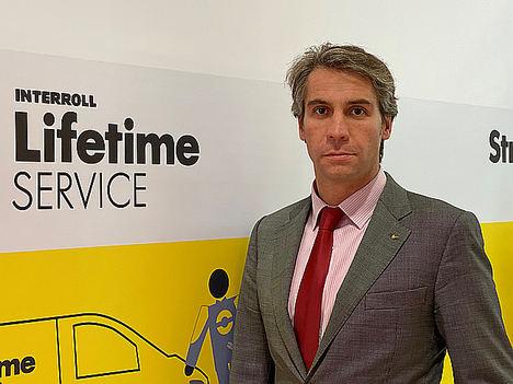Nuevo Director General de Interroll España