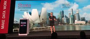 Synergic Partners abre la primera edición de la Strata Data Conference de Singapur