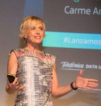 Carme Artigas, CEO de Synergic Partners, única española entre las 30 mujeres directivas más influyentes a nivel internacional