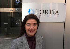 Carmen Becerril, Presidenta FORTIA.