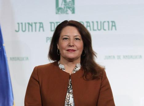 """Carmen Crespo: """"El compromiso del Ejecutivo andaluz con el medio rural se traduce en respuestas que permitirán salir antes de la crisis"""""""
