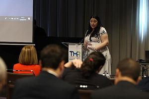 Carmen Escrig, coordinadora internacional de Move.