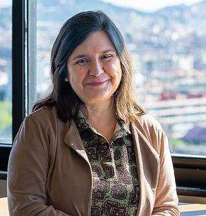Carmen Gimeno,  directora general adjunta de VidaCaixa.