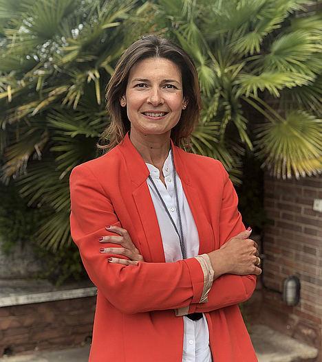 Carmen Navarro, nueva directora de Summa Branding en Madrid