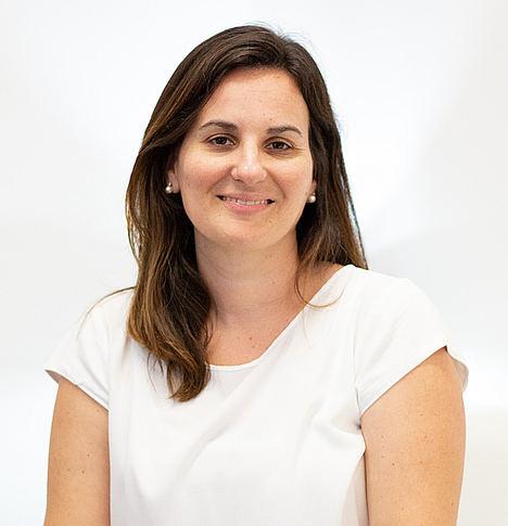 Carmen Pallás, directora de Transformación y Personas de F. Iniciativas