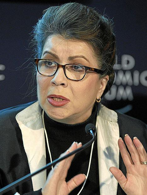 Carmen Reinhart, galardonada con el Premio de Economía Rey Juan Carlos